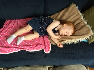 couch-napping: an our-house first.